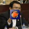 BTP di Rapat Dengar Pendapat Komisi II DPR RI dengan KPU dan Bawaslu (14-2-2011)