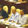 Raker komisi II DPR RI dengan Sekretaris Kabinet dan UKP4