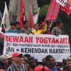 Bahan Masukan Rapat Komisi II Dengan DPRD DIY Terkait RUUK