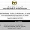 Laporan Keuangan Reses (November 2011)