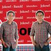 Karnaval Kotak-kotak Jokowi-Ahok Bersama Mega-Prabowo