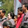 Megawati Ajak Warga Coblos Nomor Tiga