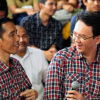 Komitmen Berantas Korupsi, Modal Jokowi-Basuki