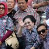 Ibu Mega Tak Khawatir Jokowi-Ahok Dikeroyok Banyak Partai