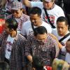 Panggung Rakyat untuk Pelantikan Jokowi-Basuki