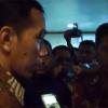 Pak Jokowi Doorstop Dengan Wartawan, Jumat (9/11)