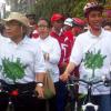 Pak Jokowi: Taman Terbuka Hijau Dibangun Tiap Kelurahan