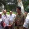 Hadir di Acara Organisasi Sayap Partai Gerindra, Ahok Disambut Meriah