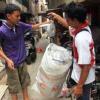 Warga Kapuk Muara Rintis Bank Sampah