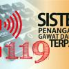 Jokowi: Saluran 119 Akan Merambah Banyak Bidang