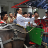 Jokowi Tak Ingin Delman Terpinggirkan (Video)