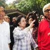 Usai Pemakaman TK, Jokowi Dampingi Megawati ke Teuku Umar