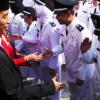 Jokowi: Tiap Enam Bulan, Lurah Camat Disurvei