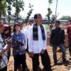 Jokowi Cek Progres Pembangunan Taman Waduk Pluit