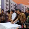 Jokowi akan Bangun Rusun Bagi Warga Bantaran Ciliwung di Jatinegara Kaum