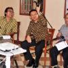 Wakil Ketua KPK Bertemu Basuki di Balaikota (Video)