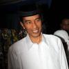 """Warga Terkesan Jokowi """"Blusukan"""" Malam ke Tanah Abang"""