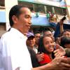 Pengunjung Tanah Abang: Pak Jokowi, Jangan Menyerah!