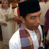 Jokowi Terima Ucapan Selamat Idul Fitri dari Basuki