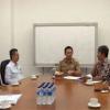 Video BTP Menerima Paparan Tim Sidang Pemugaran Dinas Parbud