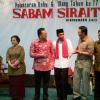 "Foto Peluncuran Buku ""Sabam Sirait"""