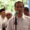 Jokowi Resmikan Dimulainya Pembangunan Lima Pasar