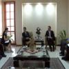 Video –  Menerima Kunjungan Kehormatan Pemerintah Kota Chengdu