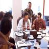 Video Basuki, Menerima Direksi Bank DKI