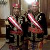 Jokowi: Makanan Pak Ahok ueenak Banget