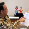 Laporan Penggunaan Biaya Penunjang Operasional BTP Tahun 2013
