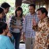 BTP dan Keluarga Makan Siang Bersama Prabowo