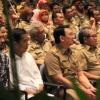 Jokowi-Basuki Sambut Abraham Samad di Balaikota