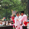 Jokowi Kukuhkan 180 Kepala Sekolah (Video)