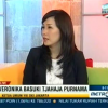 Veronika Basuki di Program 8 Eleven Metro Tv