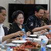 Basuki Doakan Prabowo dan Megawati