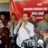 Video Jokowi Meresmikan Food Court Blok G