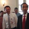 Usai Rapat Tiga Jam, Jokowi-Ahok Tebar Senyum