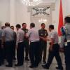 Jokowi-Ahok Halalbihalal dengan PNS Pemprov DKI