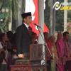 Jokowi Pimpin Upcara HUT Kemerdekaan RI di Monas (Video)