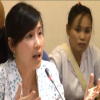 Video Ibu Veronica Rapat Bersama Yayasan Kanker