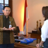 Video BTP Wawancara Metro TV