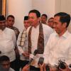Saling Canda, Begini Gaya Jokowi-Ahok Sebelum Berpisah