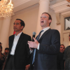Jokowi Bertemu Bos Facebook Mark Zuckerberg (Video)