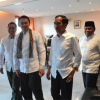 Usai Beberes Jokowi Datangi Ruang Kerja BTP