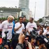 Walikota London Apresiasi <i>car free day</i> di Jakarta
