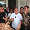 Temui Presiden Jokowi, Ahok dan Alex Bahas Infrastruktur Asian Games