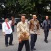 Ini yang Dibicarakan Presiden Jokowi dan Ahok di Ruang Gubernur
