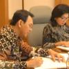 Video Rapat TPUT dan Menerima Deputi Gubernur BI