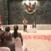 Video BTP Menerima Kunjungan Mahasiswa FH UPH