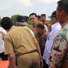 Foto-Video Presiden Resmikan Lanjutan Proyek Sodetan Ciliwung